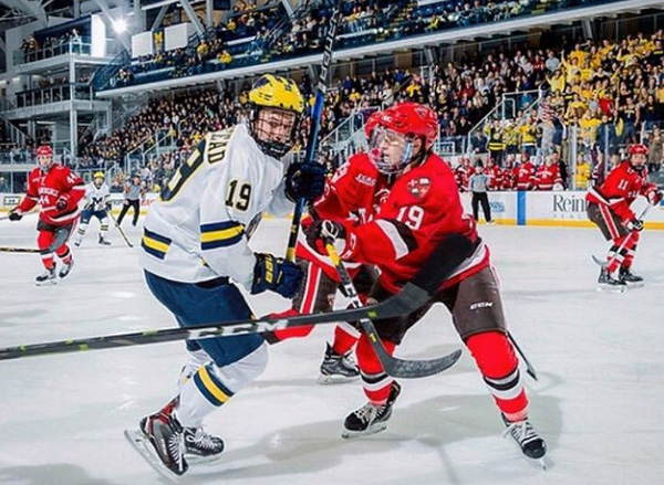 Ted McGeen St. Lawrence NCAA