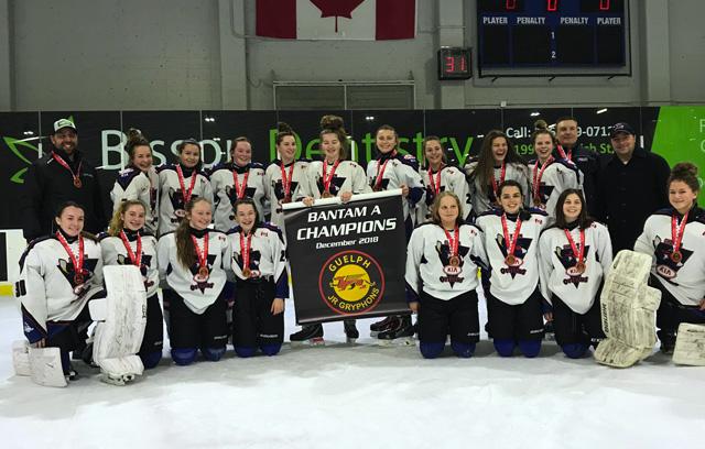 Chatham-Kent girls hockey