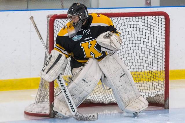 Emma Gorski Kingston Ice Wolves