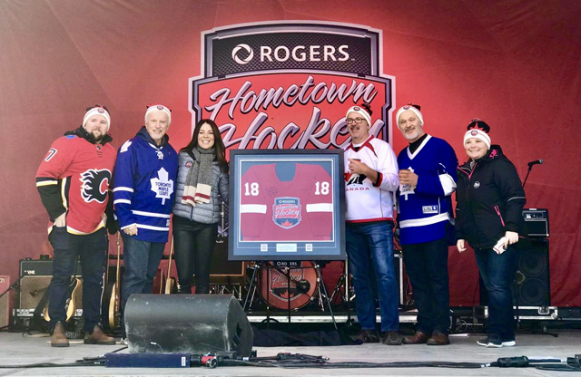 Rogers Hometown Hockey Chatham