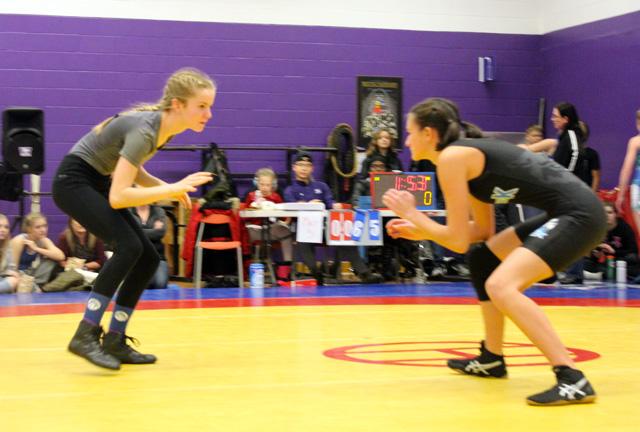 UCC Lancers wrestling