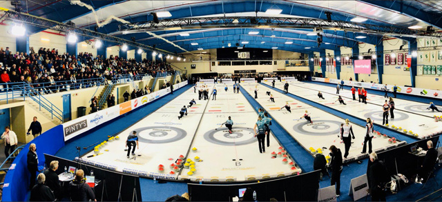 Pinty's Grand Slame of Curling Chatham