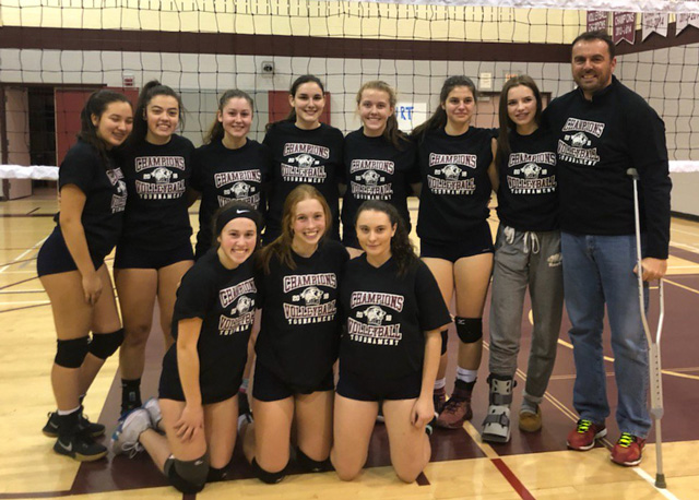 UCC Lancers volleyball
