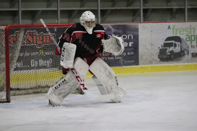 Chatham-Kent Cyclones Ethan Labbe