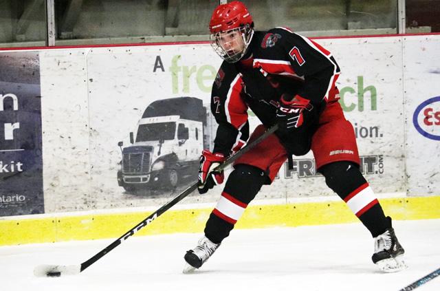 Deni Goure OHL Draft