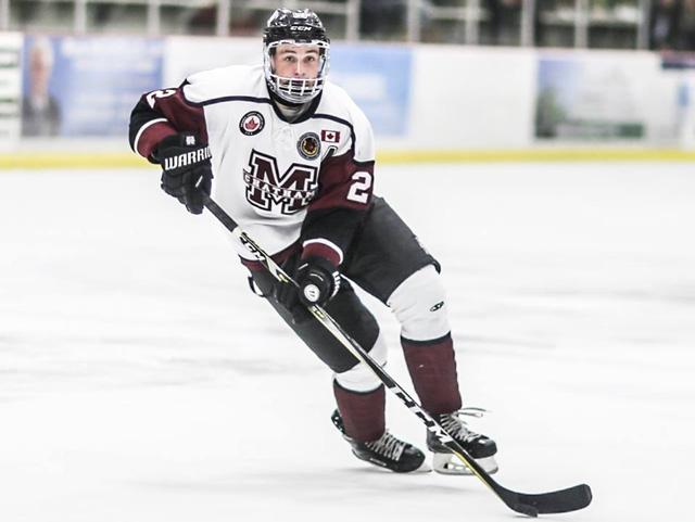 Nolan Gardiner hockey