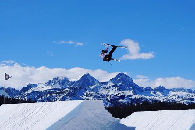 Rylan Evans slopestyle