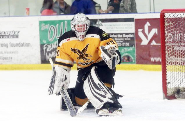 Caleb Pinsonneault hockey