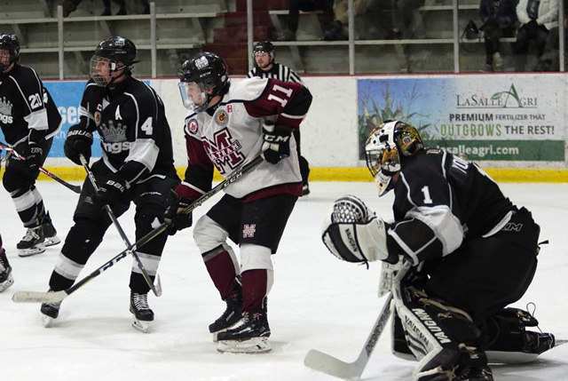 Chatham Maroons - Kyle Fisher