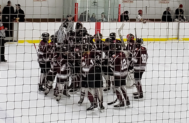 Dresden Bantam Kings Hockey