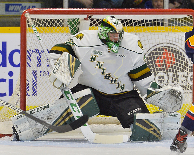 Joseph Raaymakers hockey