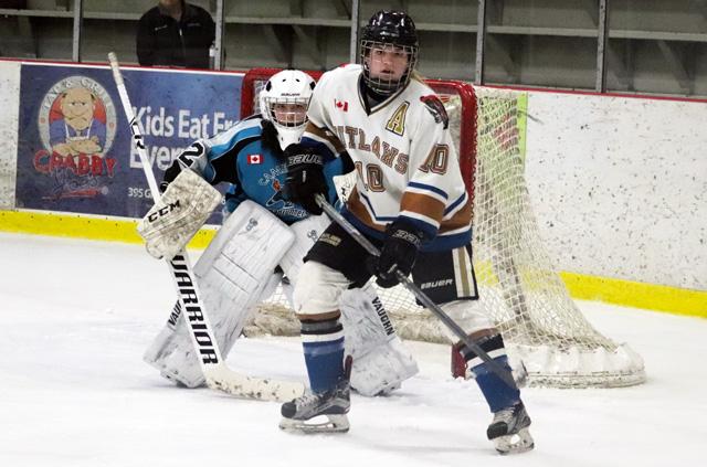 Rachel Benn hockey
