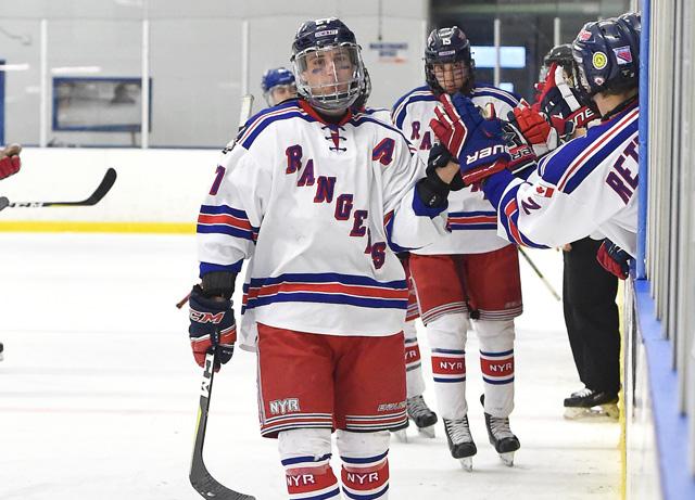 Ross Krieger hockey