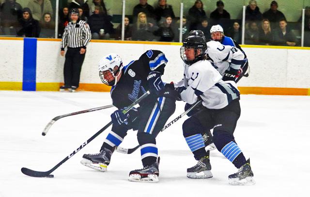 UCC Lancers SWOSSAA hockey