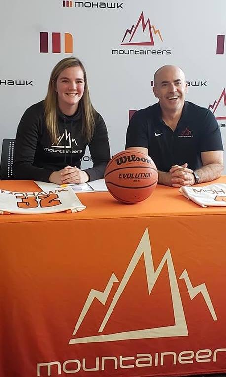 Brooke Turner basketball