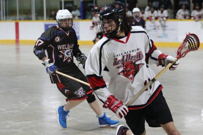 Wallaceburg Red Devils lacrosse