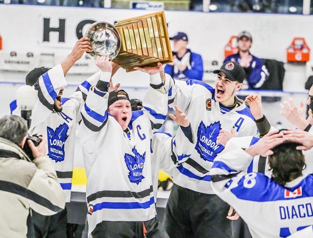Kyle Dawson hockey