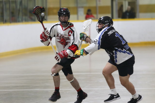 Aaron Underwood lacrosse