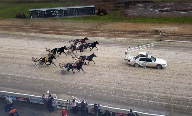 Dresden Raceway