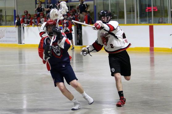 Hunter Santsche Lacrosse