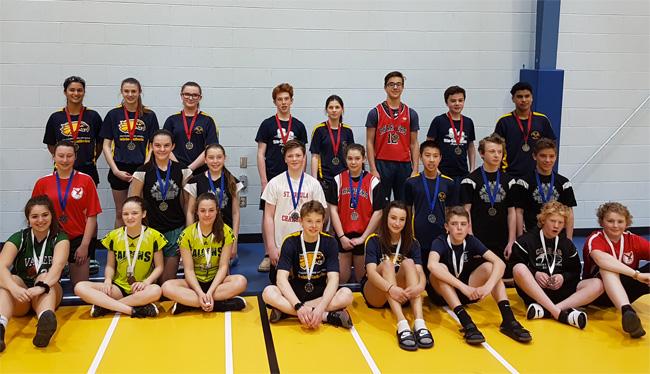 Kent Catholic Badminton