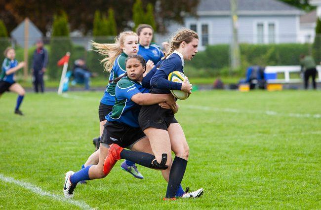 Megan Burke Rugby UCC Lancers