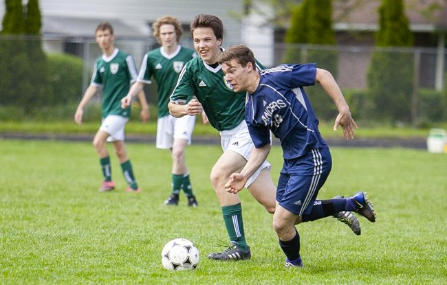 UCC Lancers soccer