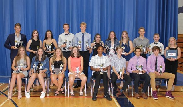 UCC athletic awards