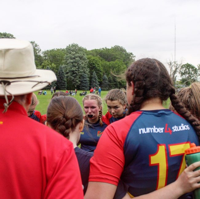 Kent Havoc girls rugby
