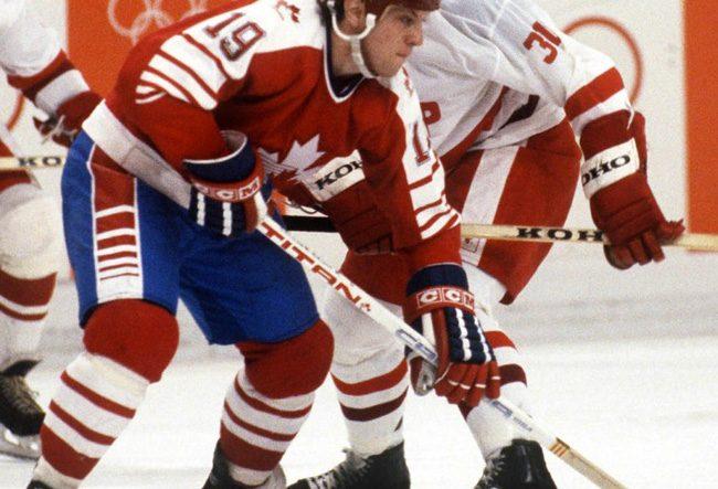 Dave Gagner hockey