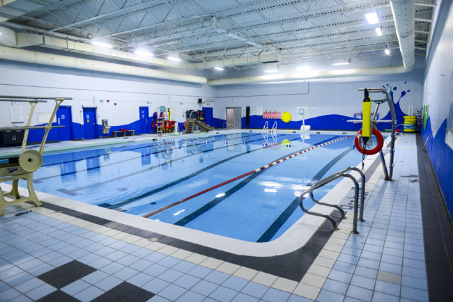 Wallaceburg Swimming Pool