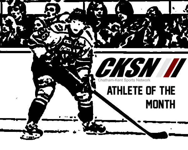 CKSN Athlete of the Month