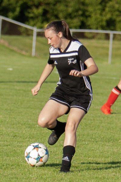 Jillian Hyatt soccer