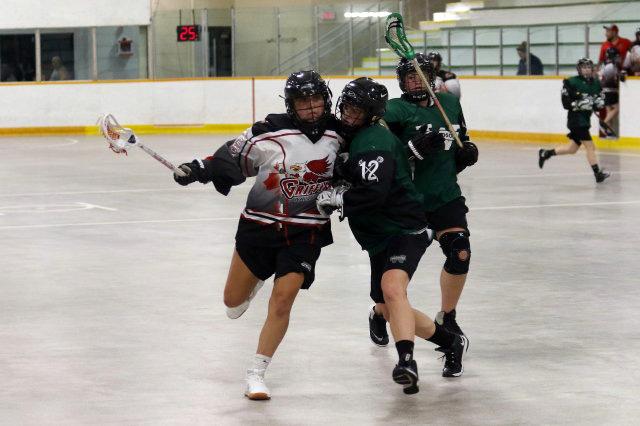 Ferrah Blackbird Lacrosse