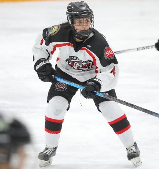 Taryn Jacobs hockey