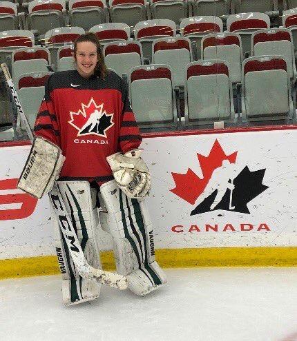 Jessie McPherson Canada hockey