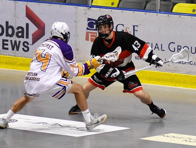 Kyle Dawson lacrosse