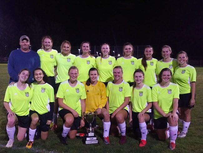 Wallaceburg women's soccer