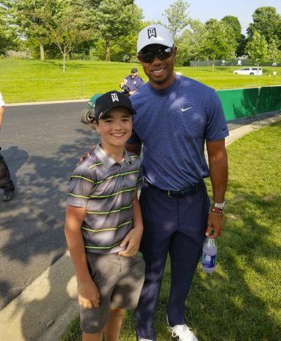 Zach Thompson golf