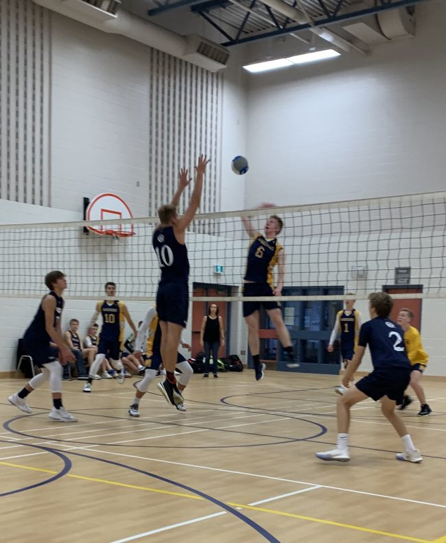 Kyle Wammes Volleyball