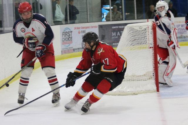 Seth Henderson hockey