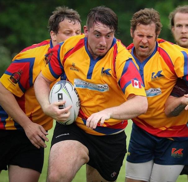 Tyler Doran Rugby