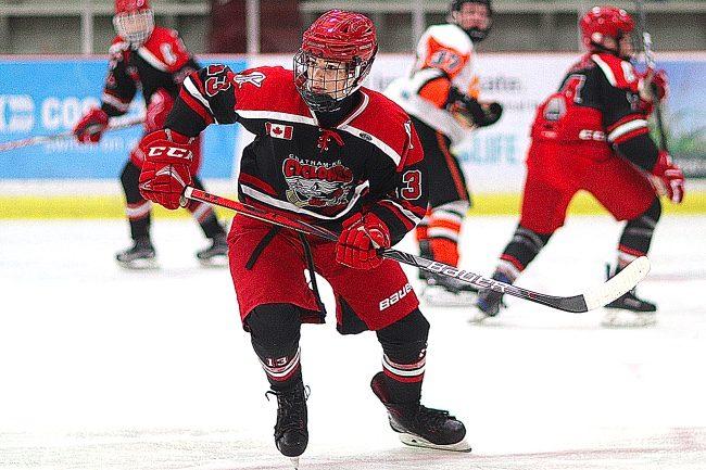 Jacob Julien hockey