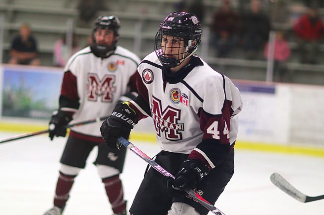 Carson Noble Chatham Maroons