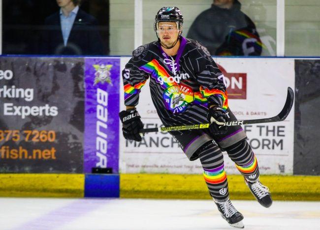 Kyle Hope hockey