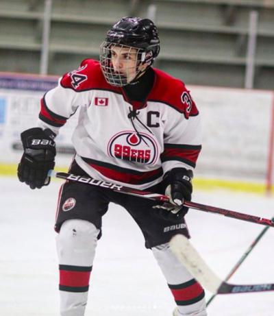 Gavin Bryant hockey