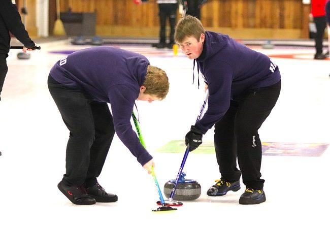 UCC Lancers curling