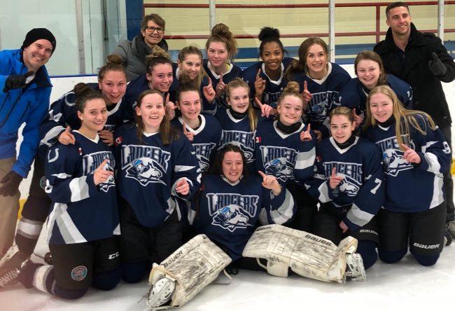 UCC lancers hockey