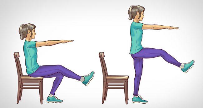 Home Fitness Tip: Single Leg Squats