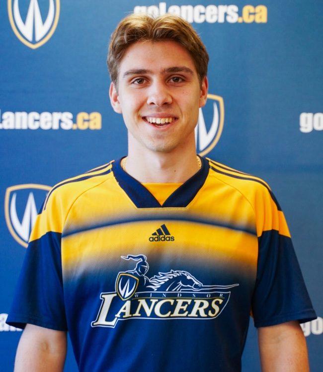 Giovanni Magliaro soccer